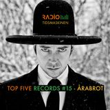 Top Five Records #15 -  Åråbrot