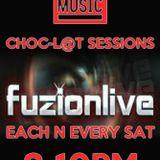 Choc-l@t Sessions On www.fuzionlive.com(Saturday May 27th 2017) -Dj Dubzy B2B Dj Funky D