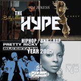 #TheHype2005 Old Skool Rap, Hip-Hop and R&B Mix - Instagram: DJ_Jukess