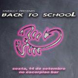 Back to School by Ricardo Santos @ escorpião bar SEPTEMBER 2012