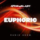 ANDERBLAST - Euphoric RadioShow - Episode 133