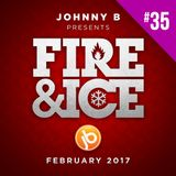 Johnny B Fire & Ice Drum & Bass Mix No. 35 - February 2017