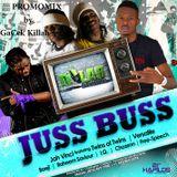 Juss Buss Riddim  (Di Lab Records) PROMOMIX by GaCek Killah RIDDIMS FANATIC CREW