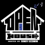 Open House 133 with Randy Seidman + Ido (Save The Robot) [March 2016]