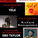 AFRO TALENTS Spéciale YEYE   RICHARD BEAUGENDRE  & EBO TAYLOR  RADIO HDR ROUEN
