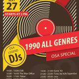OldSkoolAnthemz 1990 Mix 270517 - DJ Sonic