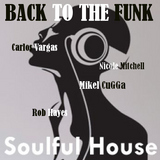 BACK TO THE FUNK - Carlos Vargas & MiKel CuGGa & Rob Hayes & Nicole Mitchell