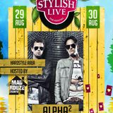 Alpha² @ Stylish Live Promo Mix