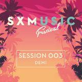 SXMusic Session 003: DEMI (Sunrise Set)