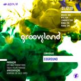 Rota 91 - 01/12/2018 - DJ convidado Edground ( Grooveland )