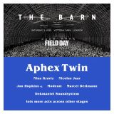 Aphex Twin @ The Barn-Field Day - Victoria Park London - 03.06.2017