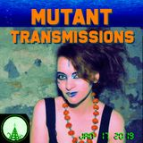 Mutant Transmissions Radio Mix Tape - Jan 17 2019! with DJ Polina Y