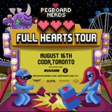 [Aug 16 2018] Pegboard Nerds: Full Hearts Tour (Live Set