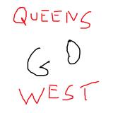 queens go west