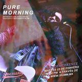 "RadioEmerxente - 23/Feb/2016: ""Pure Morning"""