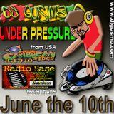 UNDER PRESSURE - DANCEHALL & REGGAE RADIO MIXTAPE - June The 10th 2014