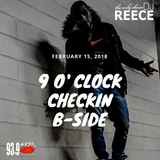 9PM Check-In on WKYS 2-15-2018 B-Side