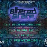 Altered State April 2017: Supersonic DJ Set