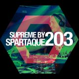 Supreme 203 with Spartaque