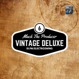 The finest ELECTRO SWING: Vintage Deluxe - Ep. 6 (May 2017) [Mack The Producer]
