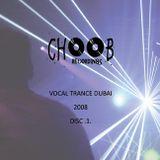 Vocal Trance Dubai 2008 - CD1