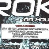 TSN Live @Rok da House - HTO-Putzkau 31.05.2003