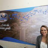 Entrevista com Cintia Ciola, educadora física, falando sobre o 1º Encontro UP de amanhã, no CACC
