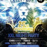DJ Mike Kelly Greenkomm 25th Birthday Vinyl Classics Flashback