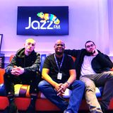 Foldedspace On Jazz FM Brothers Testament in conversation w/ Tony Minvielle 5/5/2019