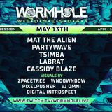 13th May Mat the Alien Livestream for Wormhole Wednesday