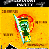 DJ DISKO Live-DJ-Set@WALFISCH Revival Party (14.08.2015)
