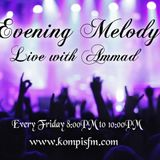 Evening Melody with RJ Ammad Part 1
