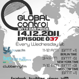 Dan Price - Global Control Episode 037 (14.12.11)