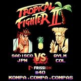 Sadisco #40 - v QVLM, Tropical Fighter II on Frission Radio