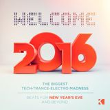 Welcome 2016! DJ Mix by Mike Nero