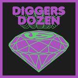 DJ Skamrok (Dusty Fingers) - Diggers Dozen Live Sessions (October 2016 London)