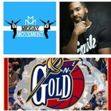 "The Midday Movement Show has rapper ""R Tha Czar"" in the studio to discuss CAVS Theme song #Wine&Gold"