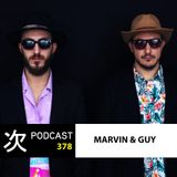 Tsugi Podcast 378 : Marvin & Guy