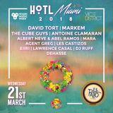 Markem b2b David Tort LIVE @ HoTL Miami 2018