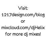 DJ Helix - August DnB Mix