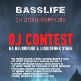 Basslife DJ Contest (Liquid funk)
