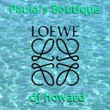 Paula's Boutique @ Loewe, Madrid, 16th May 2108