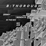 B:Thorough - In The Mix - MIX028