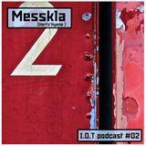 MESSKLA - I.O.T RECORDS PODCAST / Hip-Hop Old School vs New School vs Grime (April 2018)