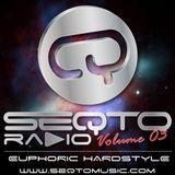SEQTO Radio VOLUME 3 - Euphoric Hardstyle