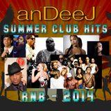 andeeJ - Summer RnB Mix 2014