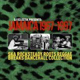 Jamaica 1967-1997 Ska/Reggae/Dancehall - dj eclectik