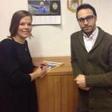 Stephanie Öhrström (AGSM Verona Calcio Femminile) a Radio Hellas 02-01-2014