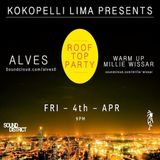 Millie Wissar live @ Kokopelli - Lima (Sound District 04/04/14)