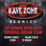dj Franky Jones @ Rave Zone Reunion 04-05-2016